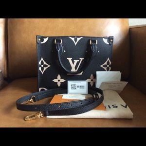 Louis Vuitton Onthego Bag - Giant Empreinte
